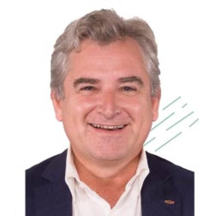 1. Eric Castanier - Presidente